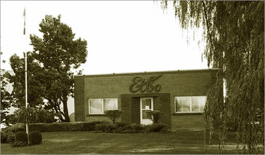 ETBO's original building at our current location